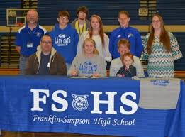 Rittenberry signs with Lindsey Wilson   College   franklinfavorite.com