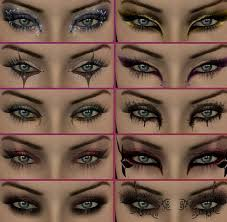 witches eye makeup saubhaya makeup