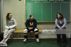 From left, Becca Stanislav a friend of Meghan Thompson and ...