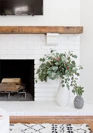 paint my stone or brick fireplace