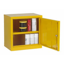 flammable liquid cabinets