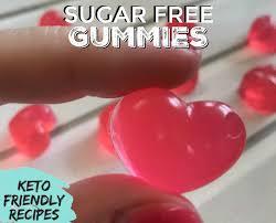 sugar free gummy bear recipe isavea2z