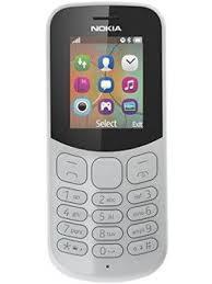 Nokia 130 Dual Sim-White