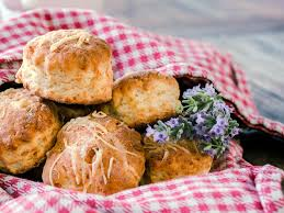 Classic British Cheese Scones Recipe