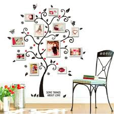 Family Tree Wall Decal Sticker Large Vinyl Photo Picture Frame Removable Home Us For Sale Online