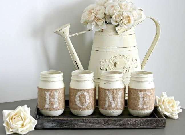 "Image result for mason jars home decor"""