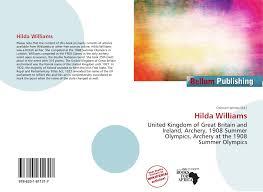 Hilda Williams, 978-620-1-81131-7, 6201811311 ,9786201811317