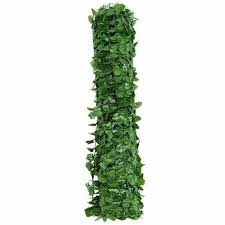 Costway 59 In X 118 In Faux Ivy Leaf Decorative Privacy Fence Screen Artificial Hedge Fencing Gt3048 In 2020 With Images Artificial Hedges Privacy Fence Screen Fence Screening