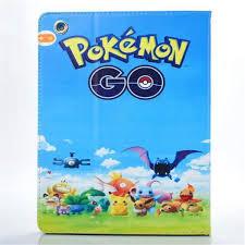 Amazon.com: Case for iPad 4 3 2, Zakao Cartoon Pokemon Go Supreme ...