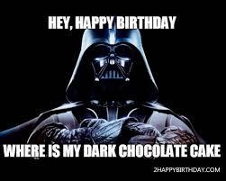 best starwars happy birthday meme happybirthday