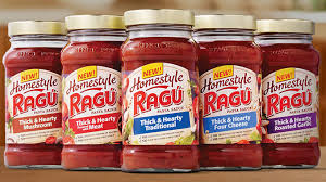 launches new homestyle pasta sauce line