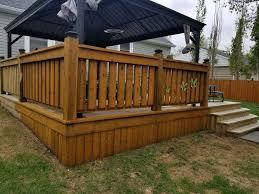 Best Canadian Deck Stains Restoration Steps The Sealer Store