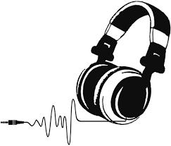 Vinyl Wall Decals Dj Headphones Audio Music Pulse Sign Decal Sticker Home Wall Decor Art Mural Z733 Amazon Com