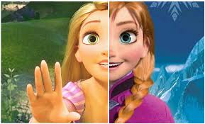 Frozen' And 'Tangled ...