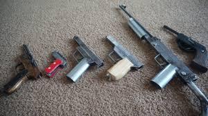 homemade guns overview you