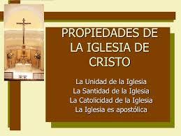 PPT - PROPIEDADES DE LA IGLESIA DE CRISTO PowerPoint Presentation ...