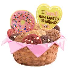 donut gift basket cookie basket
