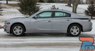 Side Hood Stripes For Dodge Charger Recharge 15 2015 2018 2019