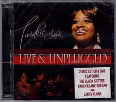 Twinkie Clark - Live & Unplugged (2013, CD) | Discogs