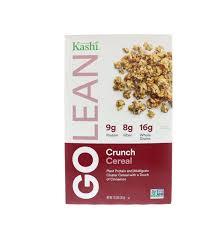kashi golean crunch cereal 13 8 oz