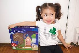 St Patricks Day With The Irish Fairy Door Giveaway Lunamommyvlogs