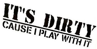 It S Dirty Cause I Play With It Funny Car Window Vinyl Decal Sticker 12 Colors Ebay