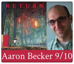 Aaron Becker - RETURN (Conclusion of the Journey Trilogy!) | The Odyssey  Bookshop