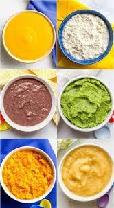 homemade baby food binations