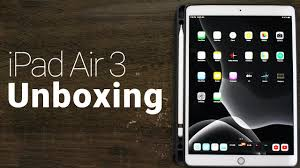 iPad Air 3 Unboxing (2020) - YouTube