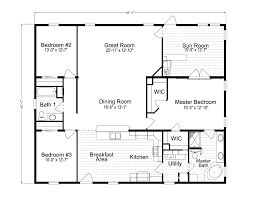 floor plan or modular floor plans