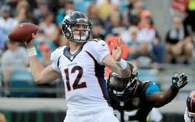 Abry Jones - Abry Jones Photos - Denver Broncos v Jacksonville ...