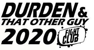 Durden For President 2020 Sticker Vinyl Decal Brad Pitt Edward Norton Fight Club Ebay
