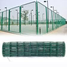 Metal Fence Pvc Coated Steel Mesh Fencing Wire Galvanised Chicken Garden Ebay