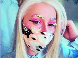 makeup routine mask friendly