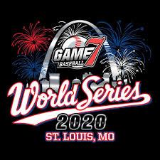 Game 7 World Series 2020 - St. Louis ...