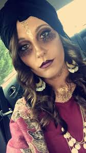 fortune teller makeup saubhaya makeup