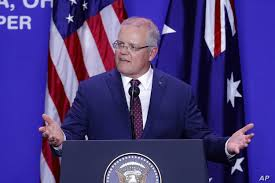 Australia PM Joins Trump Calling for ...