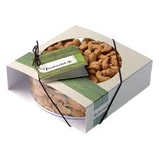 gift box salted cashews gift bo