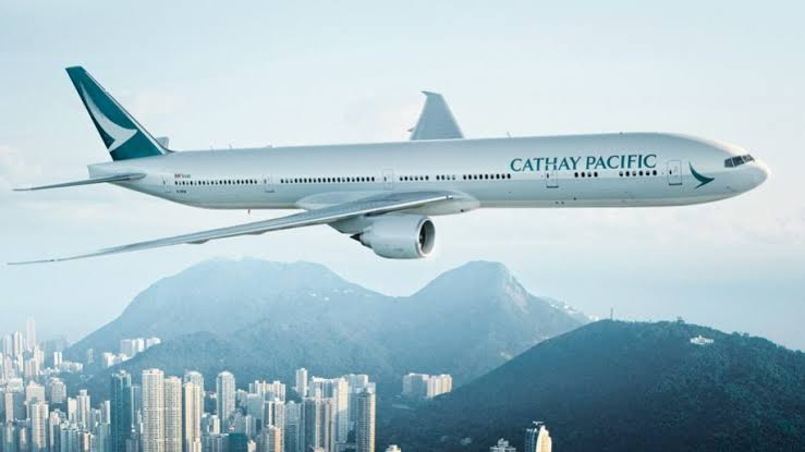 Image result for Cathay Pacific Airways""
