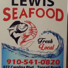 Lewis Seafood Shack - Home - Topsail ...