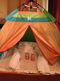 Tent For Kids In Room Upon Arrival Picture Of Four Seasons Resort And Residences Vail Tripadvisor
