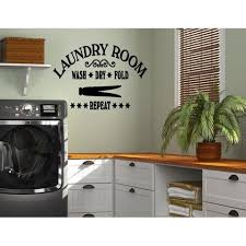 Laundry Room Wall Decal The Little Reasons