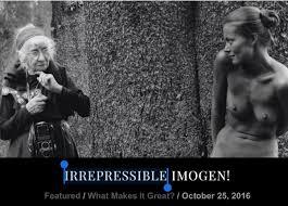 "Karol Cummins on Twitter: ""🍃#ImogenCunninghamf64🍃 Imogen & Twinka at  Yosemite -1974 by Judy Dater. Imogen Cunningham, encountering nude model Twinka  Thiebaud behind a tree in Yosemite National Park 🌼🍃🌼🍃🌼🍃🌼🍃🌼🍃🌼🍃🌼  #PAM #PAMFAM ..."