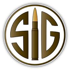 Sig Sauer Firearms Gun Rifle Pistol Bullet Vinyl Sticker Decal Bumper Window Ebay