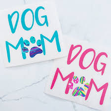 Dog Mom Decal Emily S Boutique