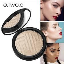 pre o two o face highlighter powder