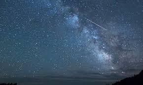 eta aquariids meteor shower to fill the