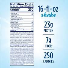 diabetes nutritional shake