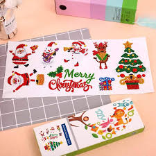 Diy Diamond Sticker Rhinestones Mosaic Crafts Christmas Decoration Blingpainting