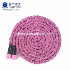 100ft pink cloth expandable garden